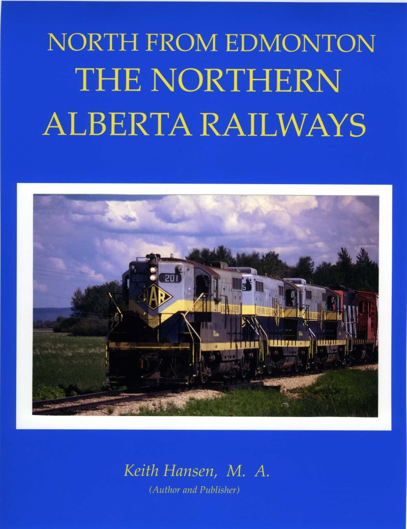 Northern Alberta Railway Cover