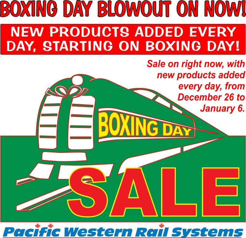 Boxing Day Sale Add