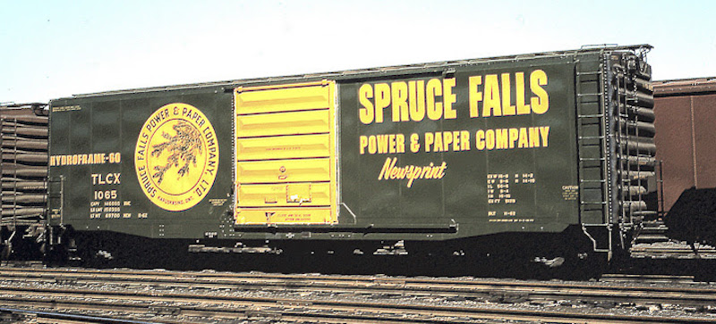 Spruce Falls Special Run Peterson Supply