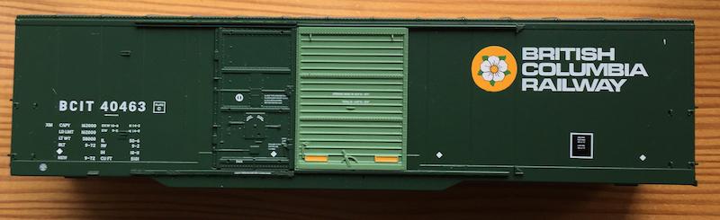 BCOL 5400 Dark Green Dogwood