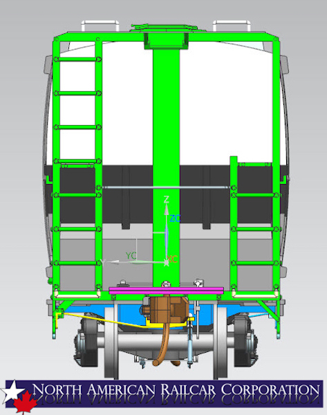3d Rendering of 5431 - Front View