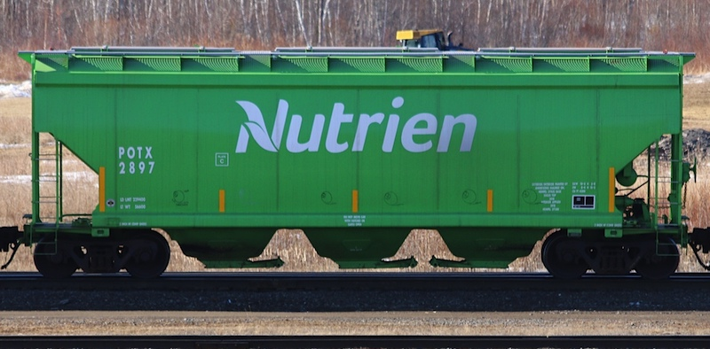 Nutrien Potash Corp Car (POTX) 2897