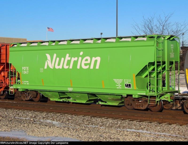 Nutrien Potash Corp Car (POTX) 1547