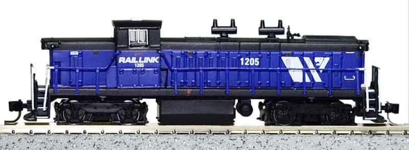 RailLink 1205