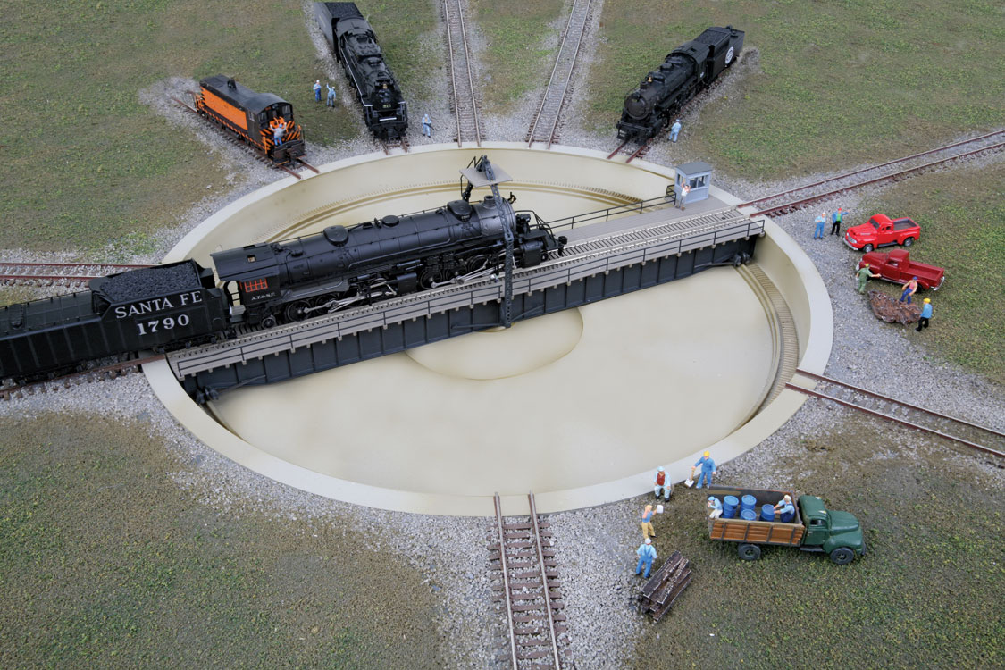 Walthers N Scale TurnTable