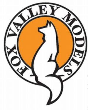 Image result for fox valley models logo