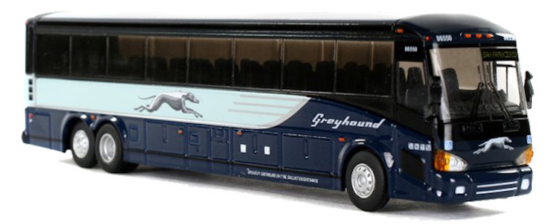 Greyhound - Destination San Fransisco