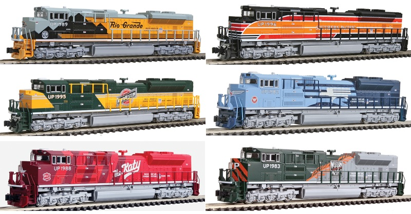 Digitrax SDN144K1E N DCC Sound Decoder Drop In Kato SD40 2 ES44AC AC4400 SD45 C44 9W C30 7 20019 p 158 likewise SD70ACe furthermore SD70ACe likewise Model Train Engines Ho Scale1 together with Dcc Track Wiring. on kato sd70ace