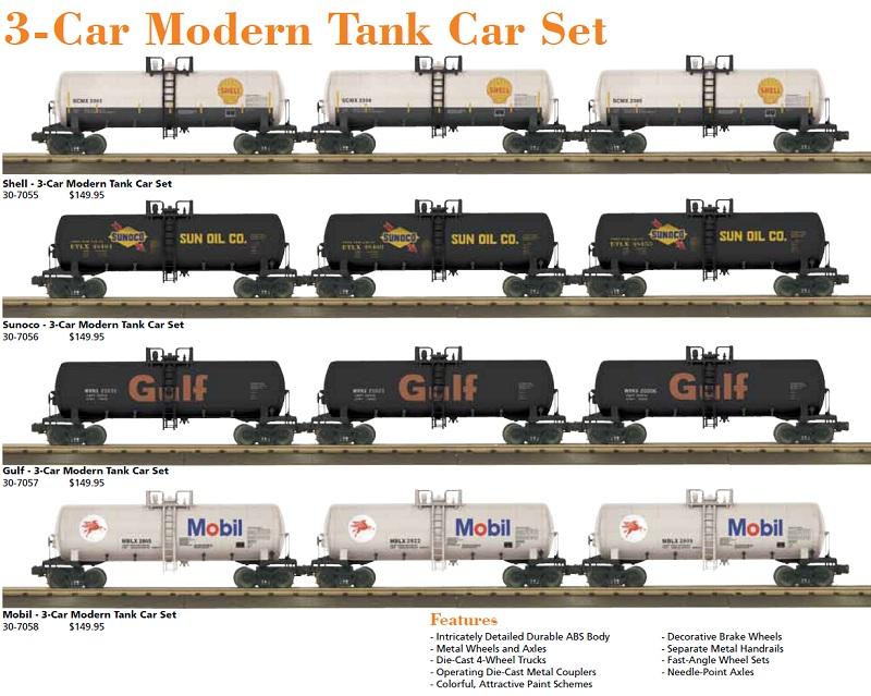 Order Deadline Alert Mth Railking Announces 3 Car Modern Tank Sets 4 Paint Schemes