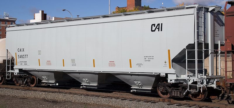 CAI Rail Inc (CAIX) 5431