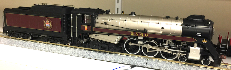 2860 Special Right Side Front