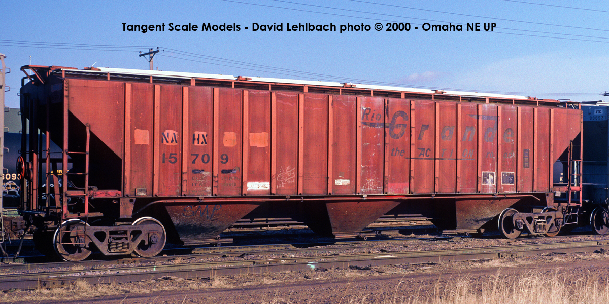 Production For Covered Hopper Cars