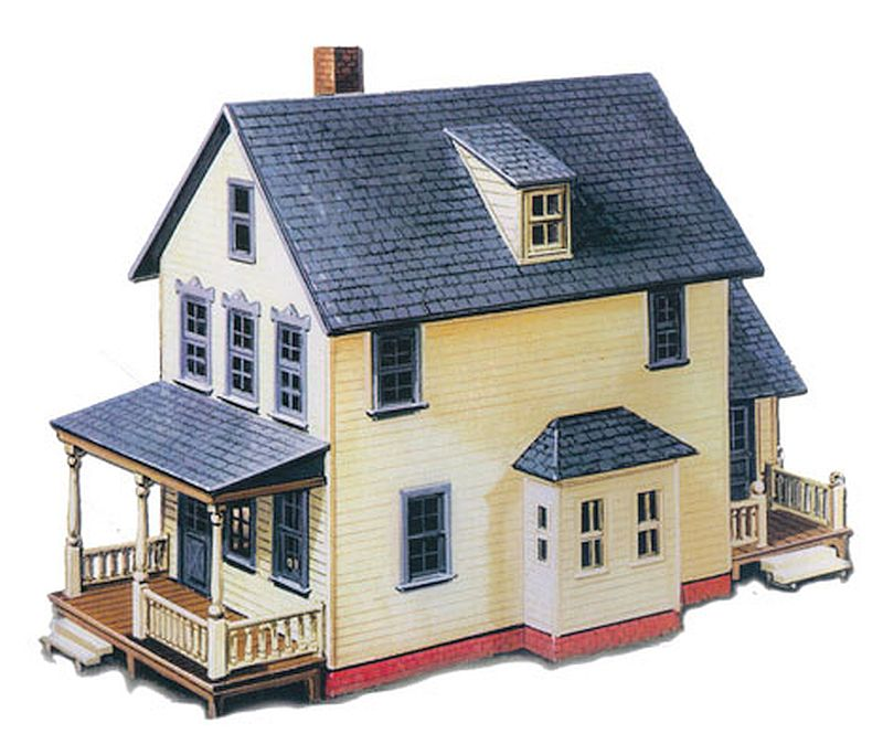 Pwrs pacific western rail systems for 2 story home kits
