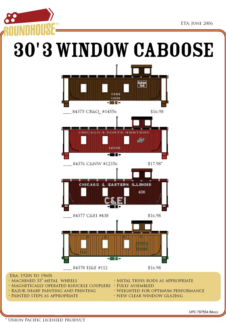 Ath Rnd 3 window caboose