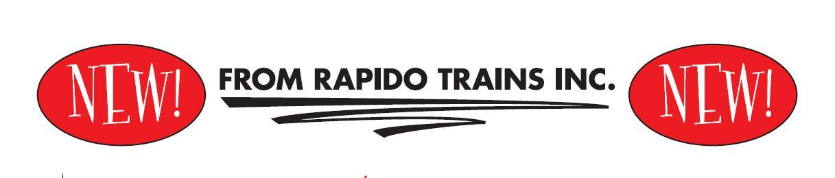 Rapido Trains Banner