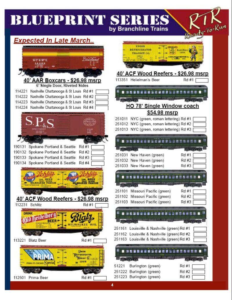 Branchline Mar April 2007 Flyer Page 4