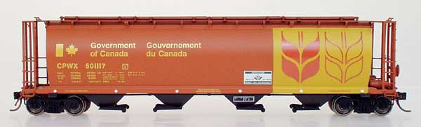 PWRS HO Government of Canada CPWX Ad Census