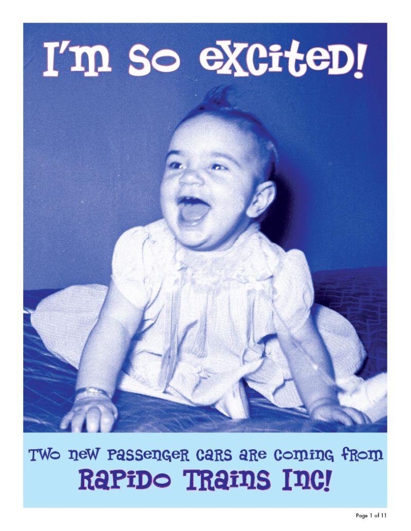 Rapido Flyer Nov 2006 Page 1